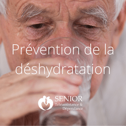 Prévention de la déshydratation chez les personnes âgées